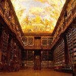 世界一美しい図書館?!チェコ・プラハのストラホフ修道院